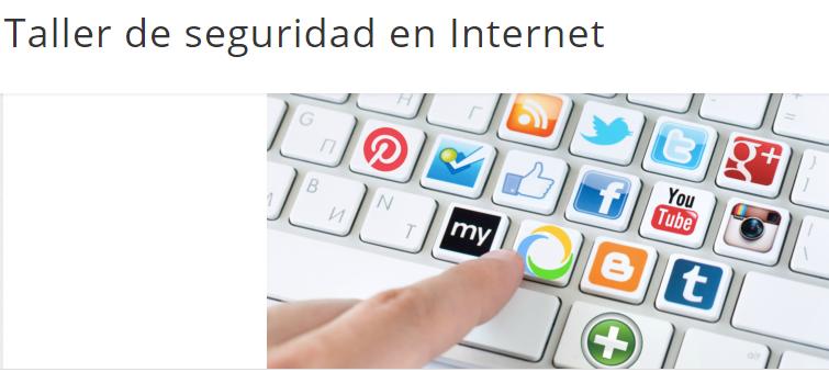 Taller de Seguridad en Internet